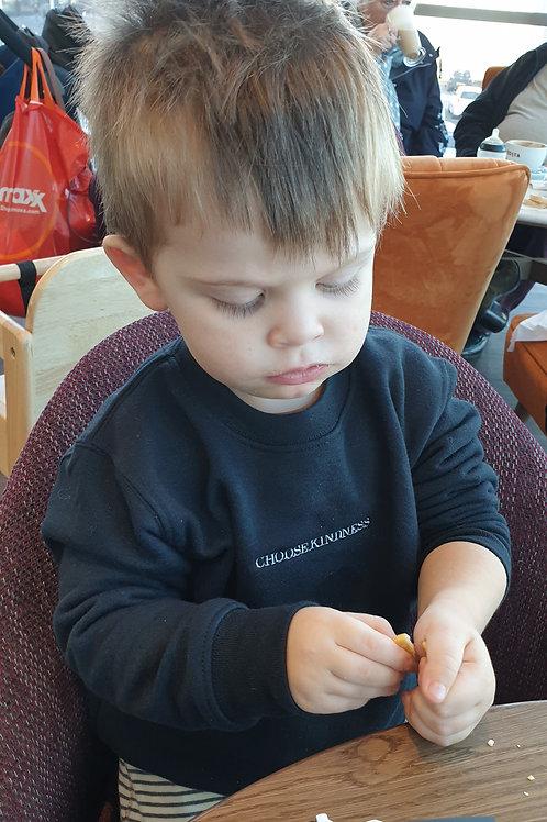 CHOOSE KINDNESS toddler sweatshirt