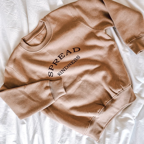 Spread Kindness | Cotton Sweatshirt
