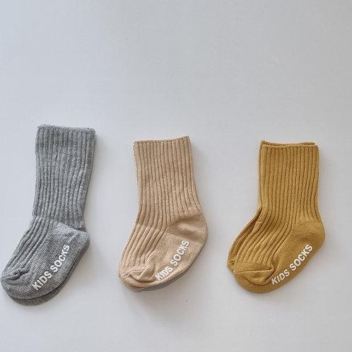 Baby Cotton Socks