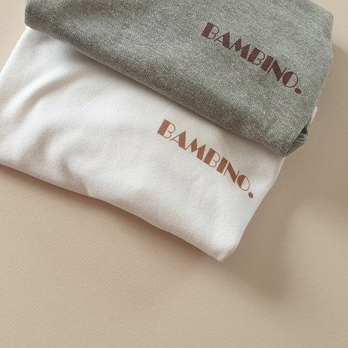 BAMBINO | cotton hoodie