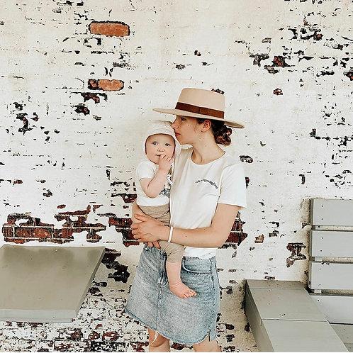 'This is Motherhood' Ladies Tee