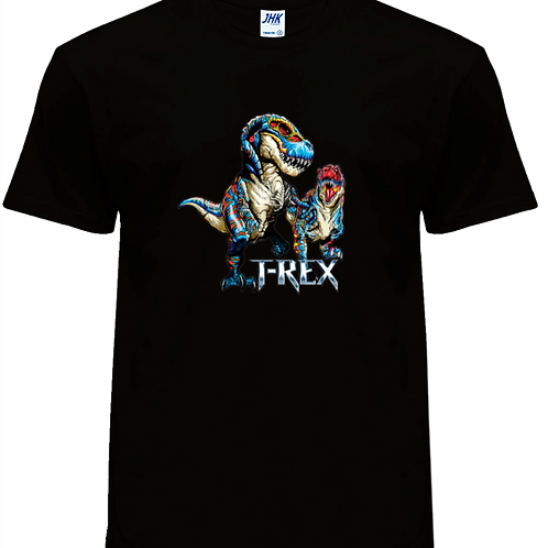 T-REX BLU E ROSSO
