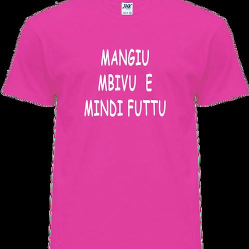 MANGIU MBIVU E MINDI FUTTU