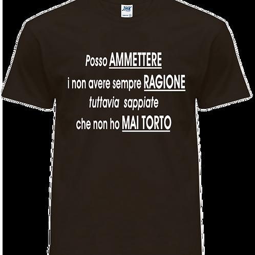 RAGIONE TORTO
