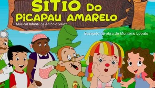 18 de abril dia Nacional do Livro Infantil.