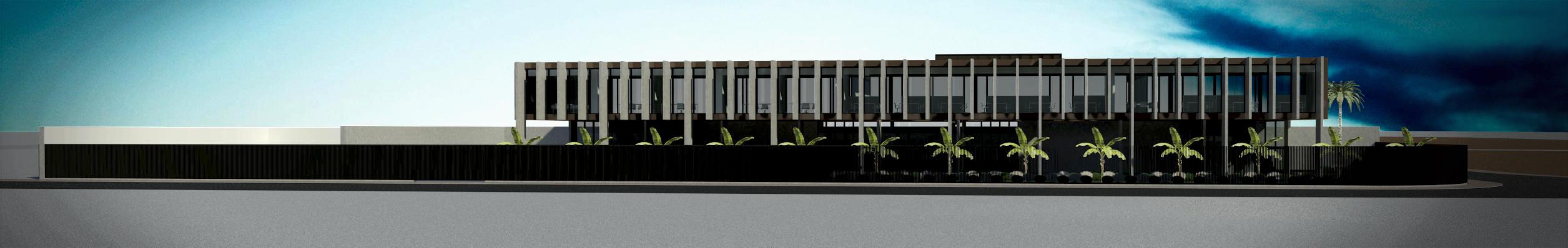 Edifício de escritórios BII