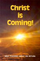 Christ is coming leaflet