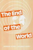 The End of the World. Leaflet