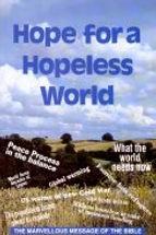 Hope for a hopeless word. Leaflet