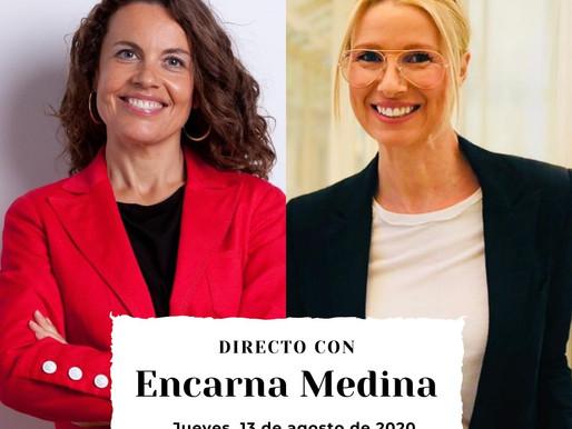 Mañana con Anne Igartiburu para presentaros mi metodología del #diaoptimo.
