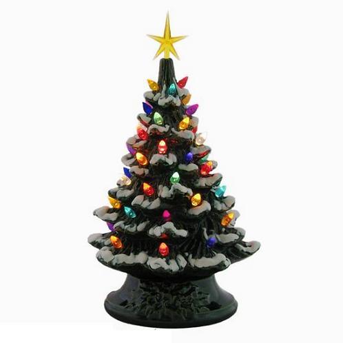 Custom Ceramic Christmas Tree Workshop Deposit (Private Events Only)