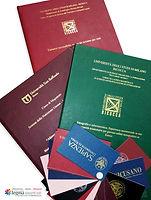 Tesi di laurea, tesi, tesine, rilegatura, stampa