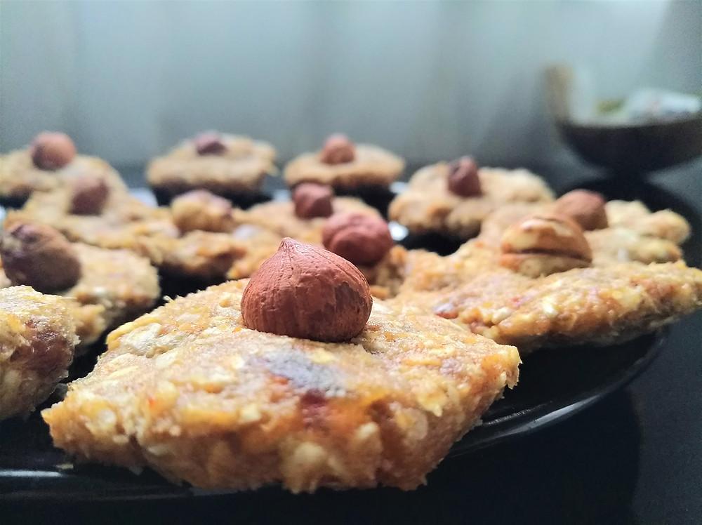 Nekepti sausainiai be pridėtinio cukraus | Salduolis.lt