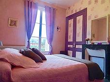 Chambre Zelima de l'Ajoussienne, confort et sérénité
