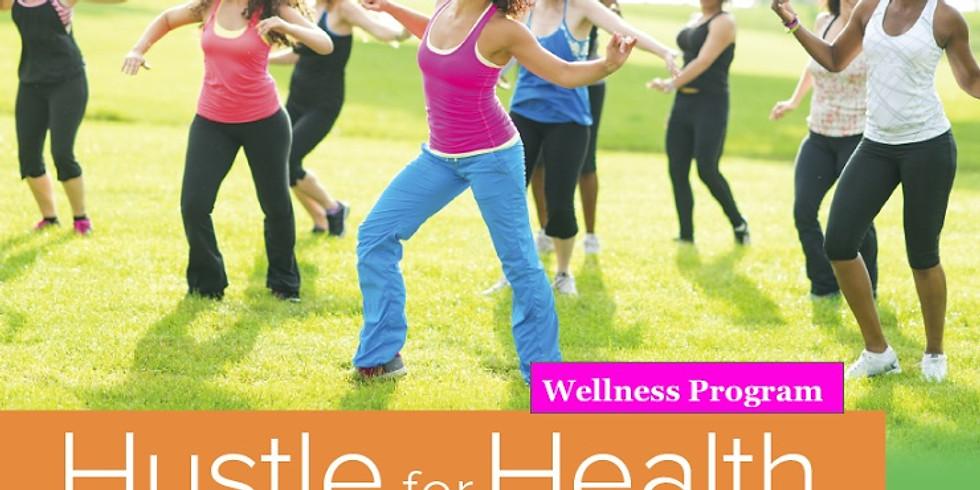 Hustle for Health Outside 7/25