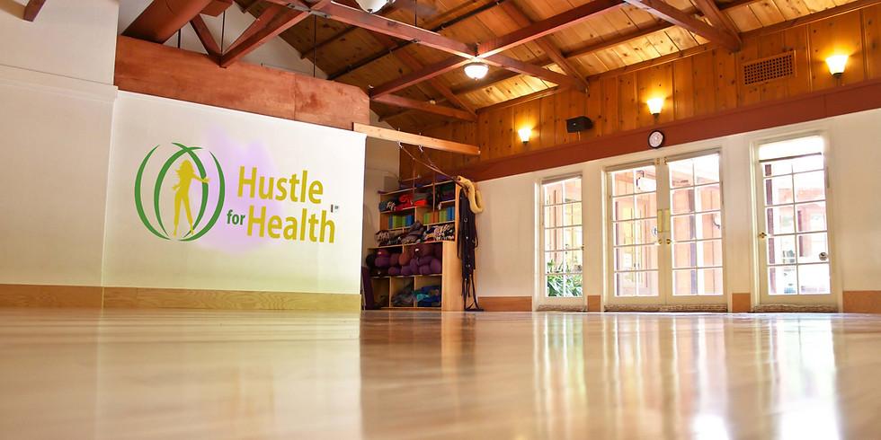 Hustle for Health Live