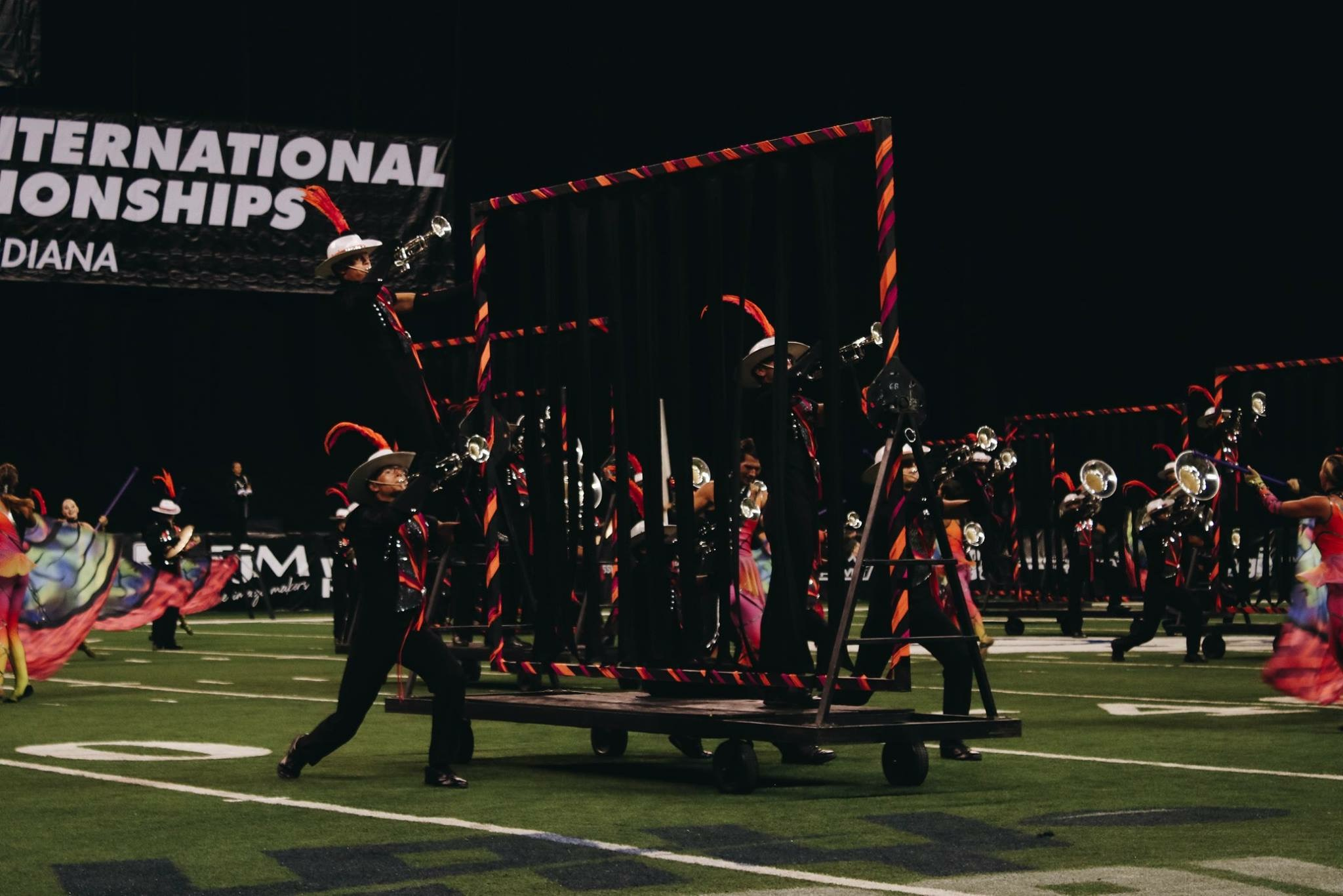 Crossmen 2017 Enigma