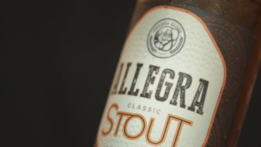 Cervejaria Allegra - Stout