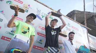 EPISÓDIO 6 - Ultimo dia de TT:R Youth World Slalom CHampioships 2017 / Confederação Brasileira de Vela