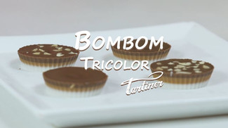Tartiner - Receita Bombom Tricolor