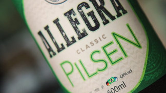 Cervejaria Allegra - Pilsen