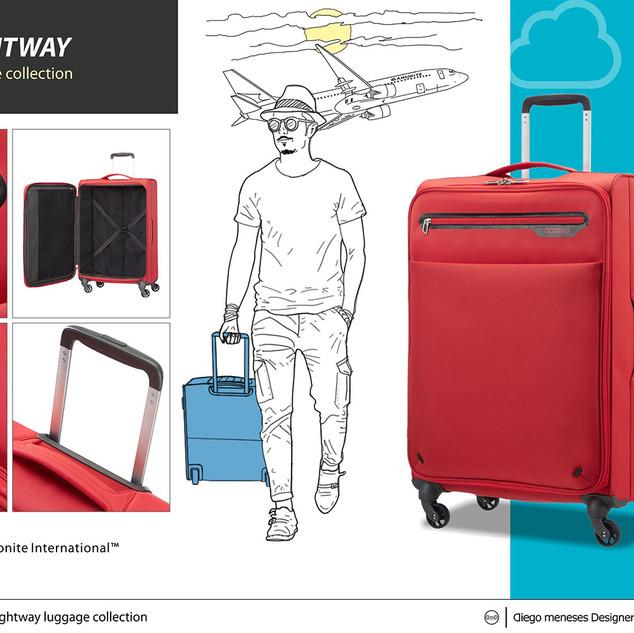 Lightway luggage