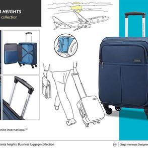 Atlanta luggage
