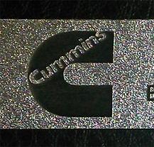 Лазерная гравировка логотипа