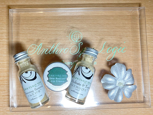 Personalized Teen AnthsoSpa Box with Name