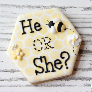 He or She Cookie