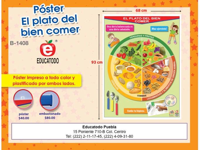 3 Platos Del Buen Comer Informacion