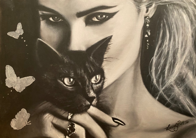 Joie Avec Ma Chatte - Available
