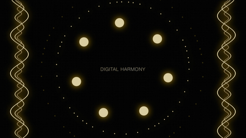 Title Sequence - Digital Haromy