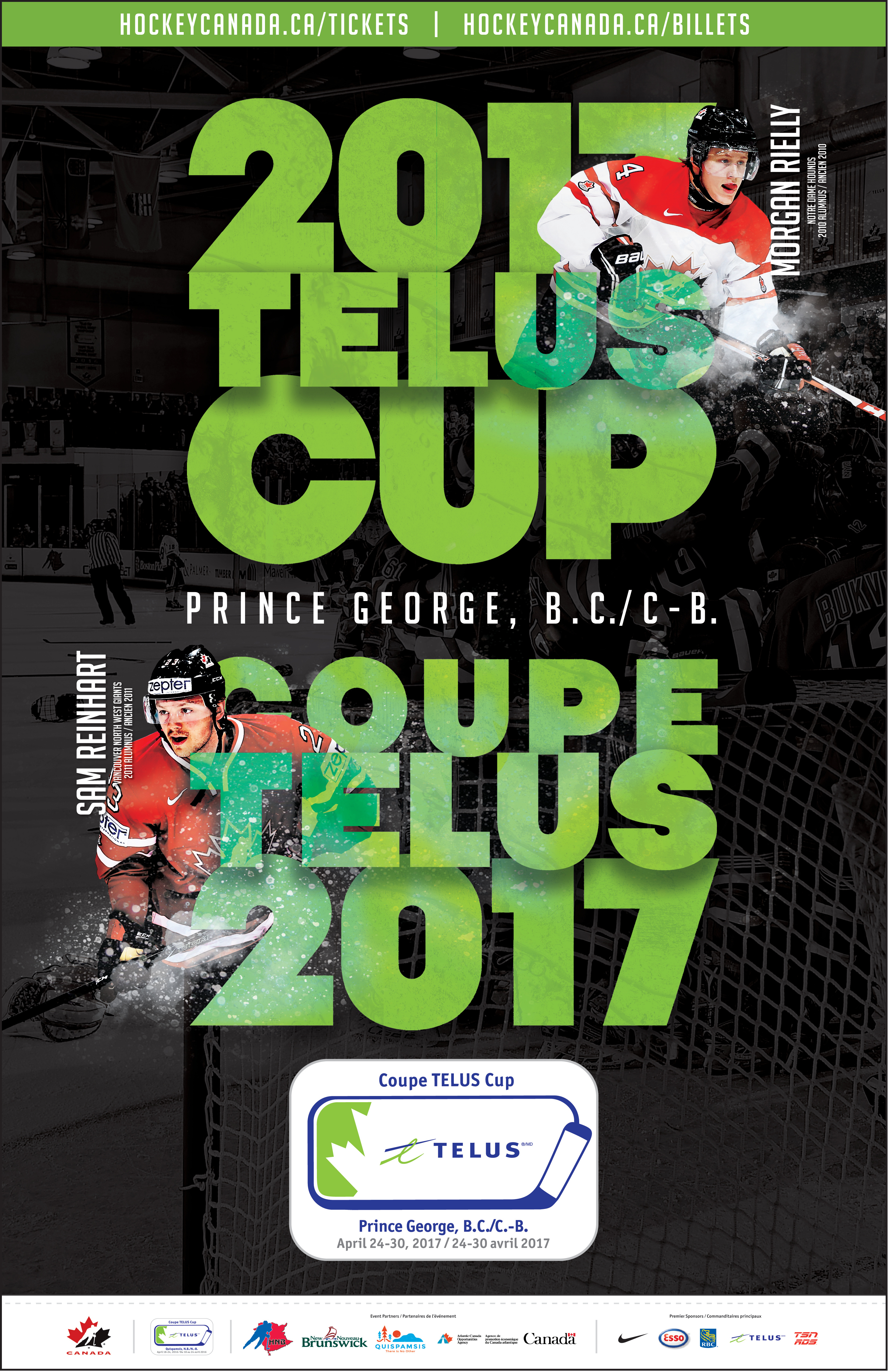 Telus Cup Poster