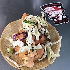 Baja Shrimp Tacos (2/Order)