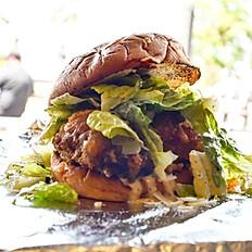 Oyster Caesar Sandwich