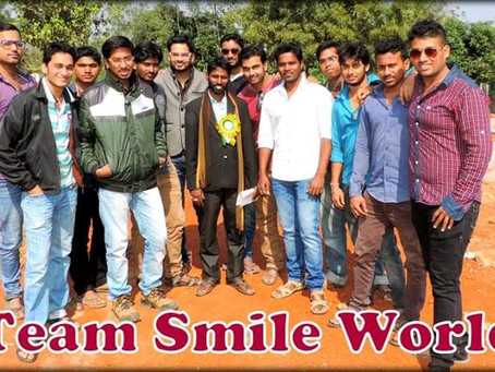 Smile World- A March Towards Peace, Happiness, Social and Youth Development