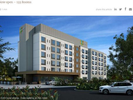 EVEN Hotel Atlanta - Cobb Galleria, an IHG HotelNew EVEN® Hotel Atlanta – Cobb Galleria
