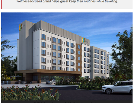 IHG Hotels & Resorts brings second EVEN Hotels location in Georgia to Cobb Galleria