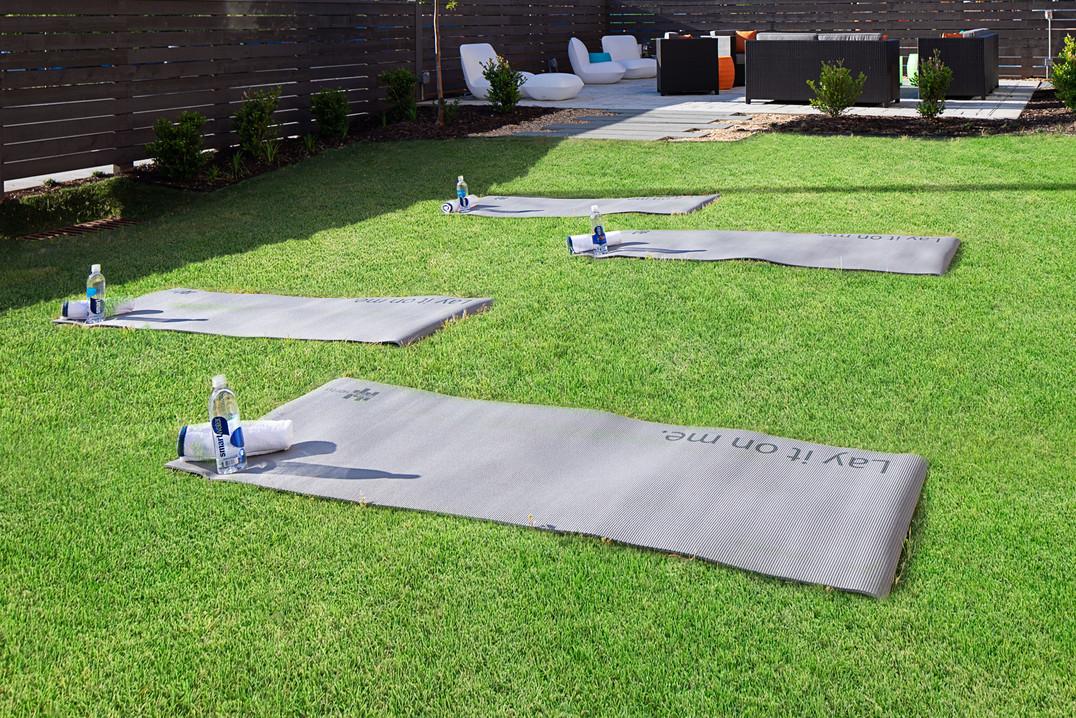 Patio Yoga