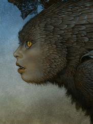 Twilight Faery (detail)