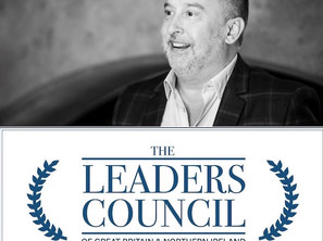 Simon's interview for the Leaders Council podcast
