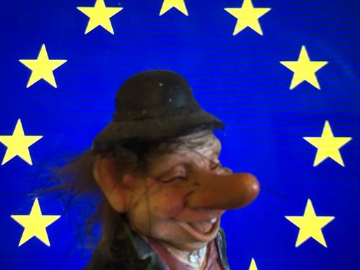 Ireland - the village idiot of the EU community