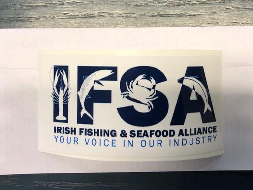 IFSA sticker campaign