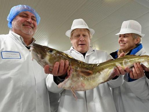 The real reason why Boris wanted the fish