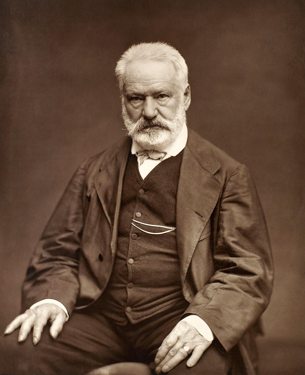 Victor Hugo by_Étienne Carjat 1876