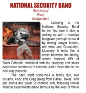 Album Review: Powerplay Magazine
