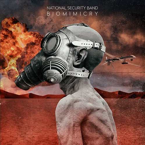 National Security Band - Biomimicry CD Pre-Release