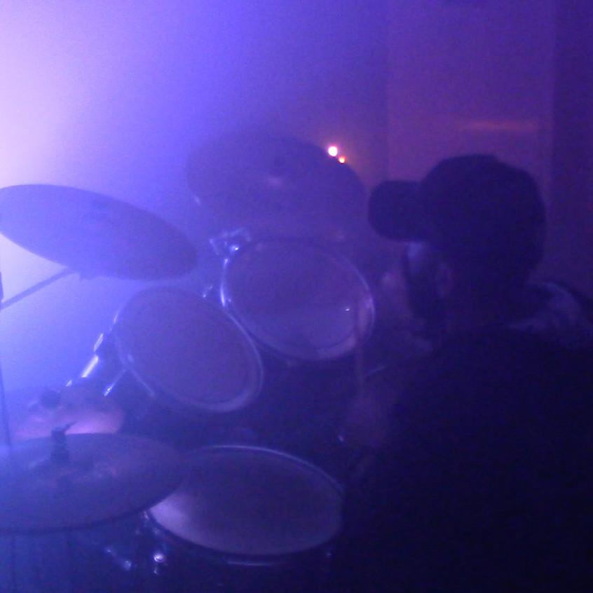 Illuminati on Drums