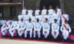 Indian Naval Academy Toppers Photo Shoot